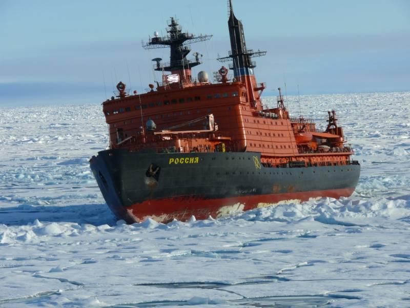 США мечтают о нашей Арктике и Северном морском пути
