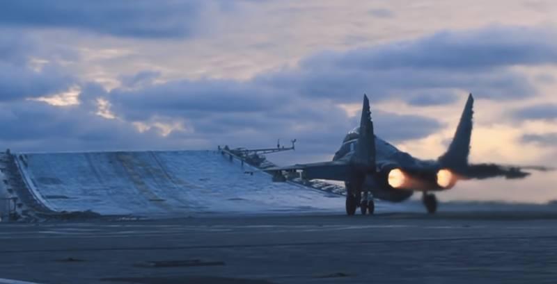 МиГ-29К. Возрождение