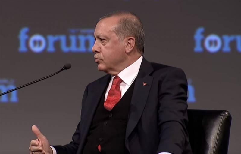 Эрдоган: На Западе так защищают РПК, будто бы террористов приняли в НАТО