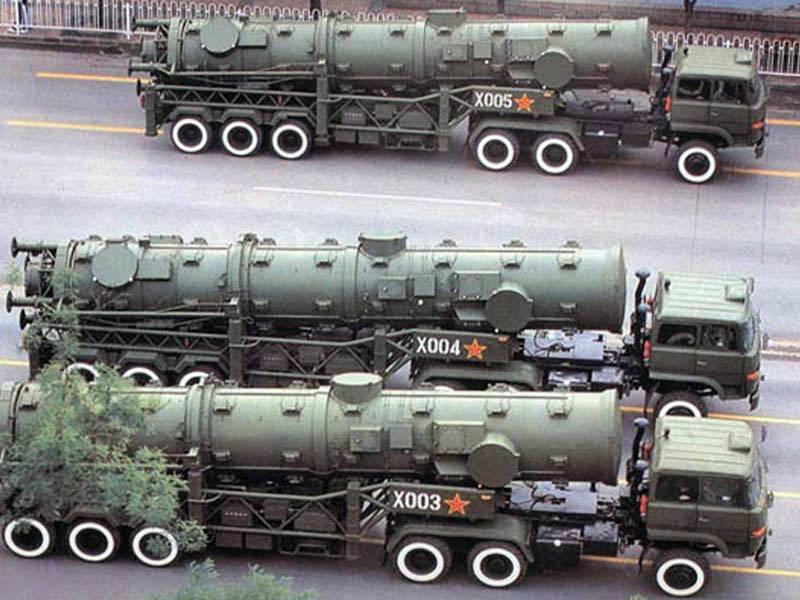 中国战略核武库的现状