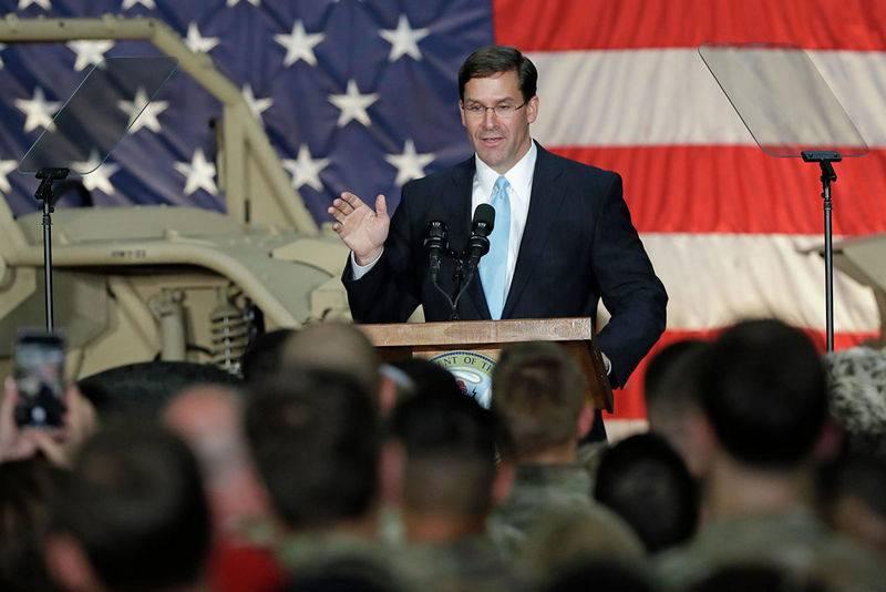 Pentagon-Chef bestätigt US-Absicht, syrisches Öl zu kontrollieren
