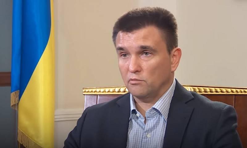 Der frühere ukrainische Außenminister Klimkin prognostiziert den russischen Streik in der Südukraine