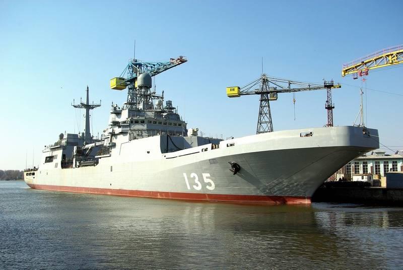 O primeiro BDK serial do projeto 11711 será transferido para a frota no final do ano