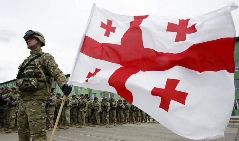 Georgien wird alle Militärbasen auf NATO-Standards bringen und die Uniform ändern