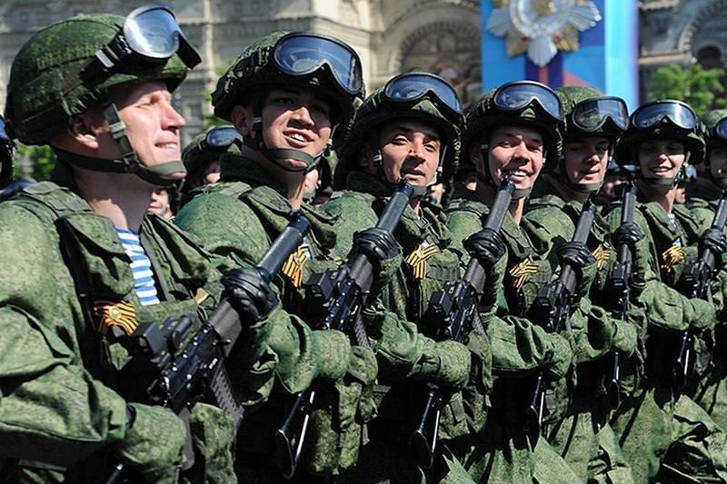 """""""Die realste militärische Bedrohung"""": In den USA gab eine Einschätzung von Russland"""