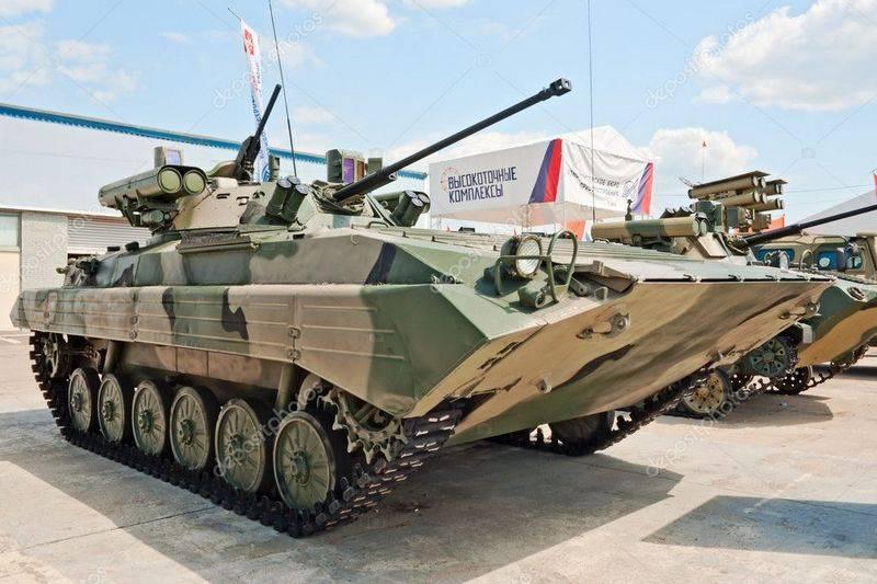 Verteidigungsministerium beendet Zustandstests von BMP-2M mit Berezhok-Kampfmodul