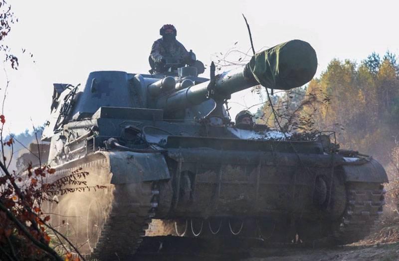 जेब में हाथ: एक नेटवर्क लविवि क्षेत्र में यूक्रेनी सैन्य प्रशिक्षण की एक तस्वीर पर चर्चा करता है