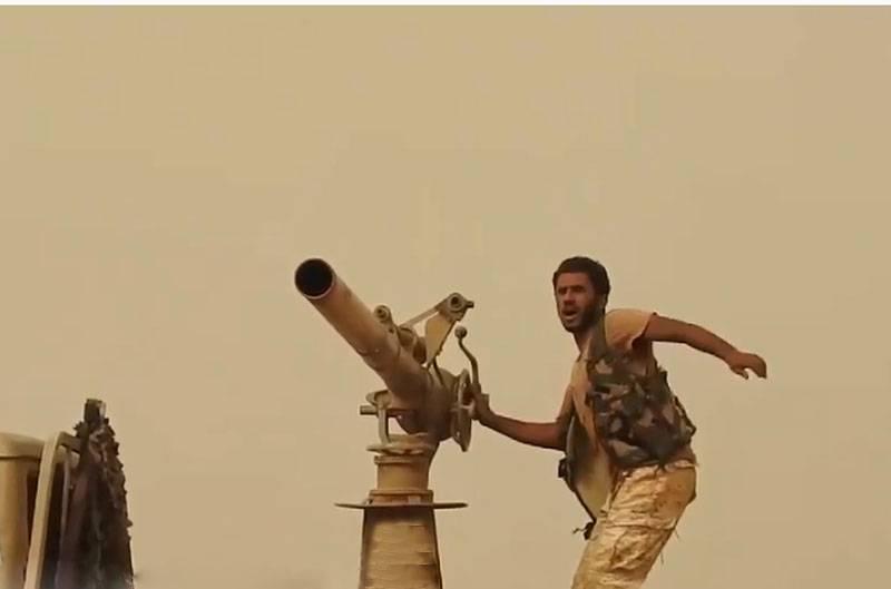 Husiten griffen eine Militärpatrouille in Saudi-Arabien an
