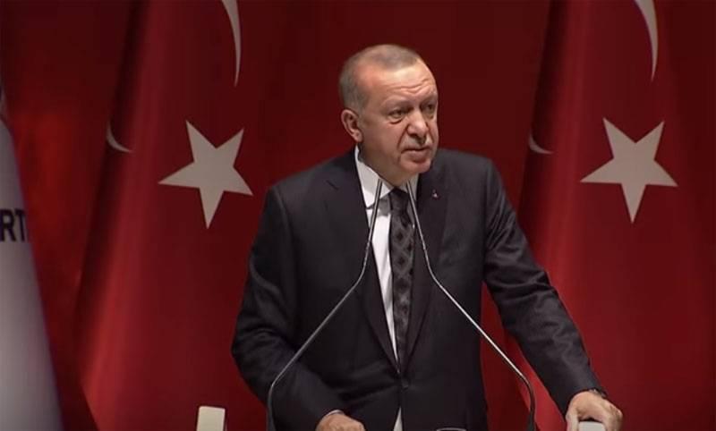 Erdogan: Leider patrouillieren die USA mit der YPG durch Nordsyrien