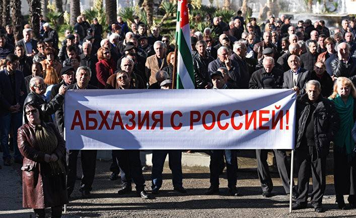 Abkhazia and South Ossetia. On the road to recognition?