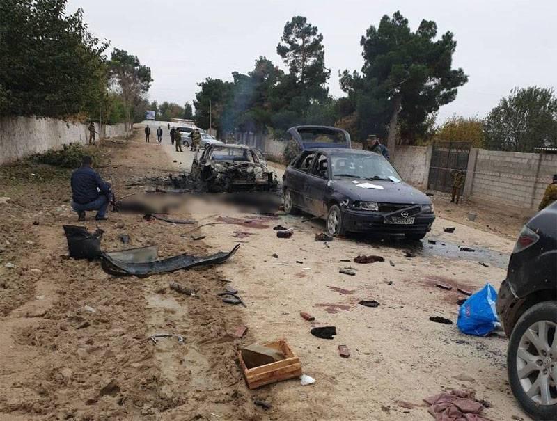 Quelques détails de l'attaque au poste frontière au Tadjikistan