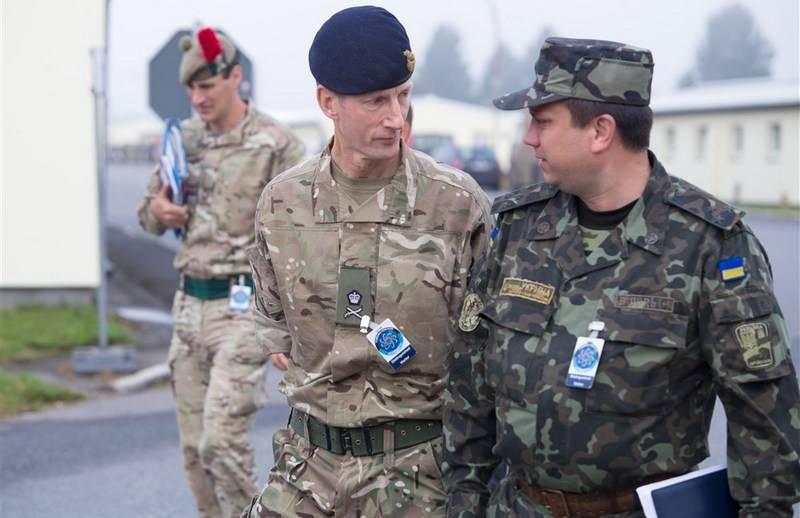 Британия продлила программу обучения украинских военнослужащих