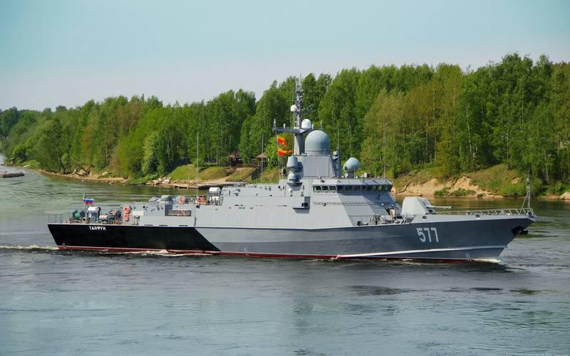 Les RTO du projet 22800 Karakurt seront transformés en chasseurs de la mer