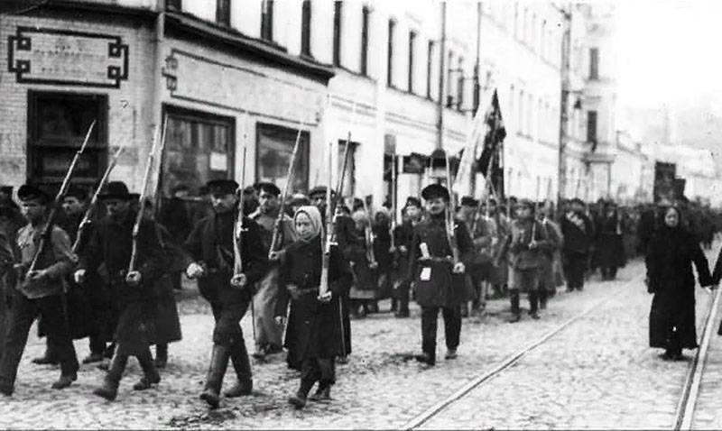 Anniversario della grande rivoluzione socialista di ottobre