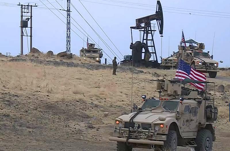 В Госдепе США рассказали, кто и зачем добывает нефть в Сирии