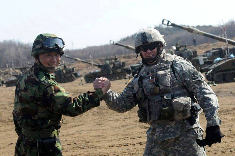 US urges South Korea increased spending on its military