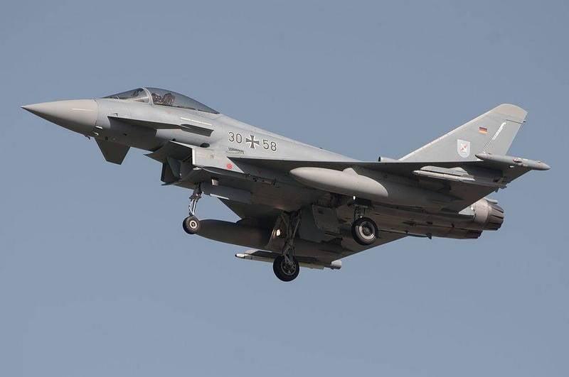 «Pratiquement indigne»: le général allemand a critiqué l'état de la Luftwaffe