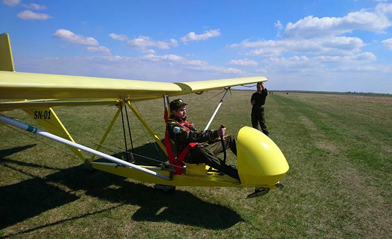 DOSAAF为12岁的飞行员启动了培训计划