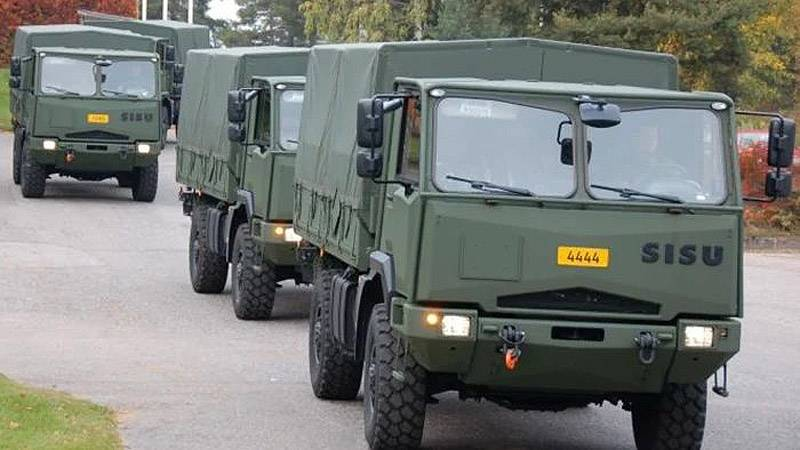 Contemporary standards of the European armored vehicles