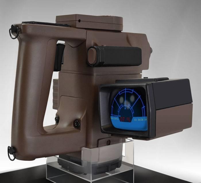 L'occhio che tutto vede. Tecnologia di rilevamento a parete nell'esercito americano?