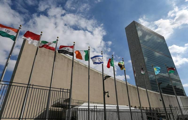 Dois países na Assembléia Geral da ONU não apoiaram a resolução da Federação Russa contra a glorificação do nazismo