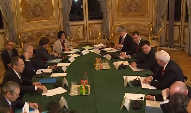 Klimkin a déclaré avoir jeté des documents à Lavrov lors de négociations