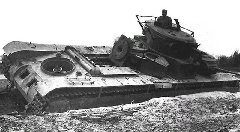 T-35真的很糟糕吗?老油轮的故事
