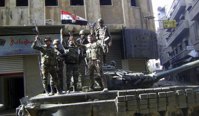 सीरियाई सरकारी बलों ने उम्म शुआईफ से तुर्की समर्थक आतंकवादियों को खदेड़ दिया
