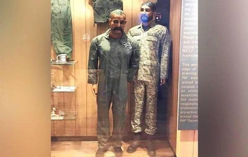 In Indien empört sich der Auftritt der Figur des gefangenen Piloten Abhinandan Warthaman im Pakistan Air Force Museum