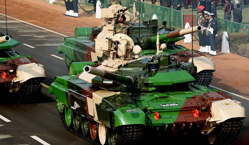Indian Defense Ministry denied signing of contract for Russian MBT T-90MS