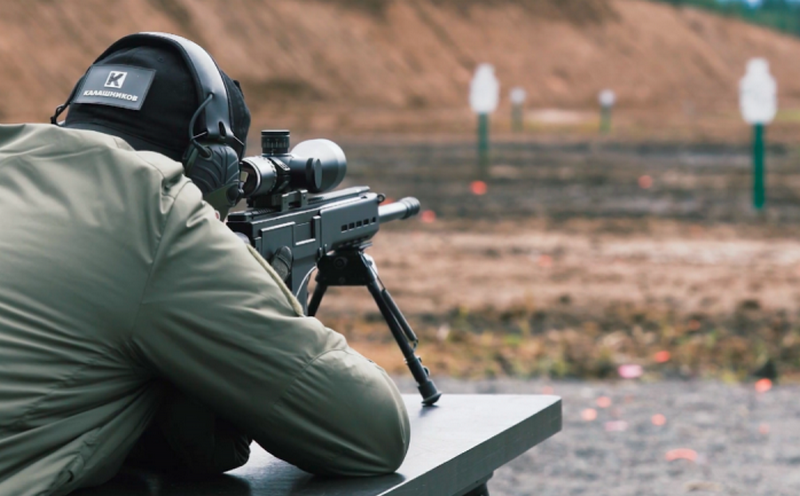 A new SVD replacement rifle is being prepared for serial production