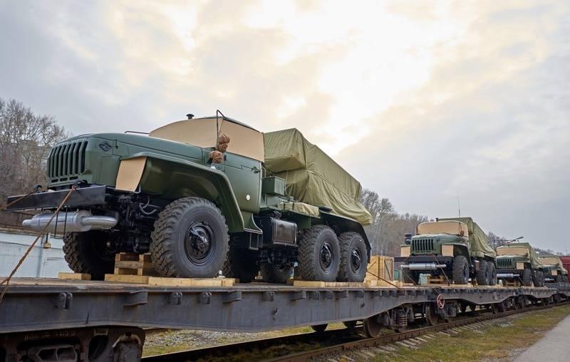 "PJSC ""Motovilikhinskie Zavody"" implemented the state contract for MLRS ""Tornado-G"""