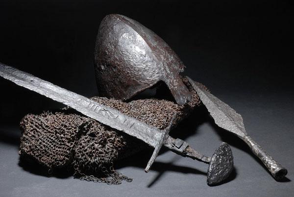 Древнерусские мечи. Закупки и импортозамещение