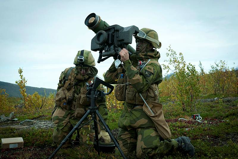 An innovative launcher developed for Javelin ATGM