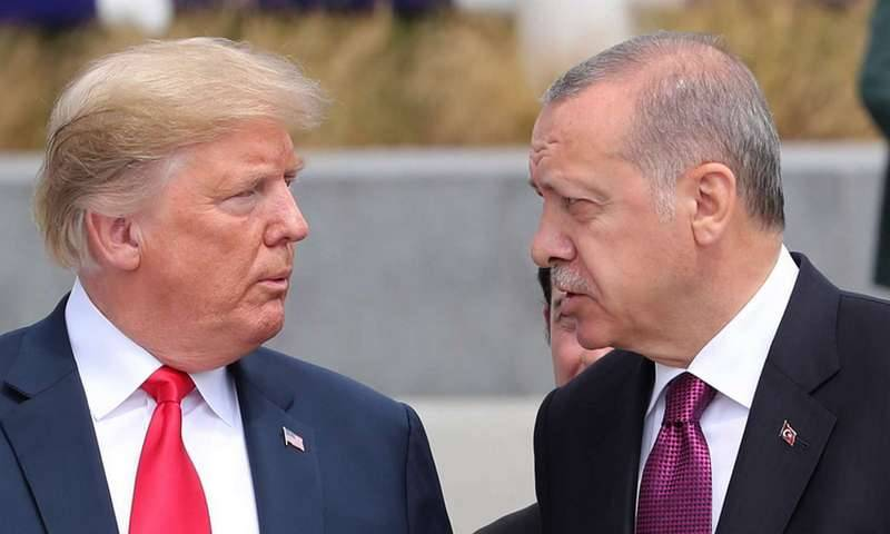 Erdogan refused to change the Russian S-400 air defense system to the American Patriot air defense system
