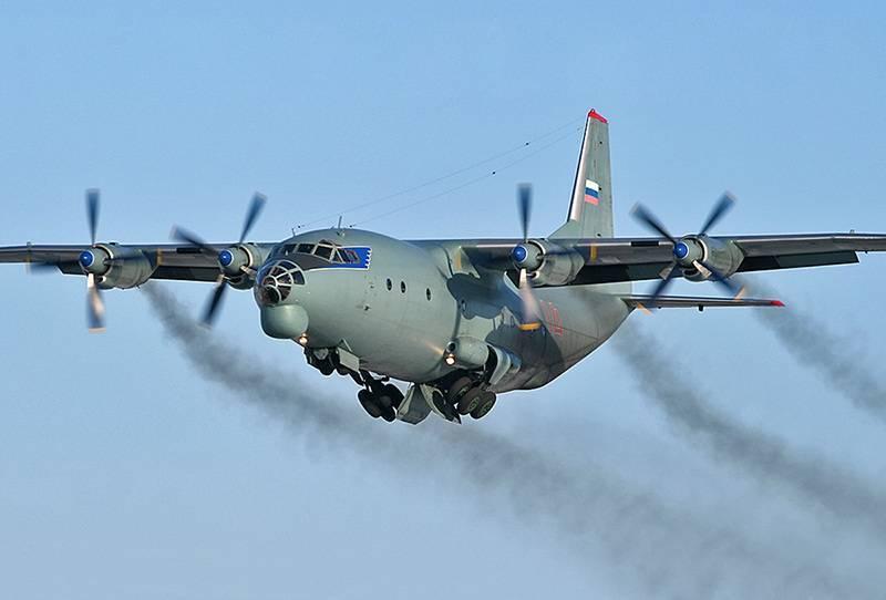 BTA飞机的开发者将在本月底确定更换An-12的飞机
