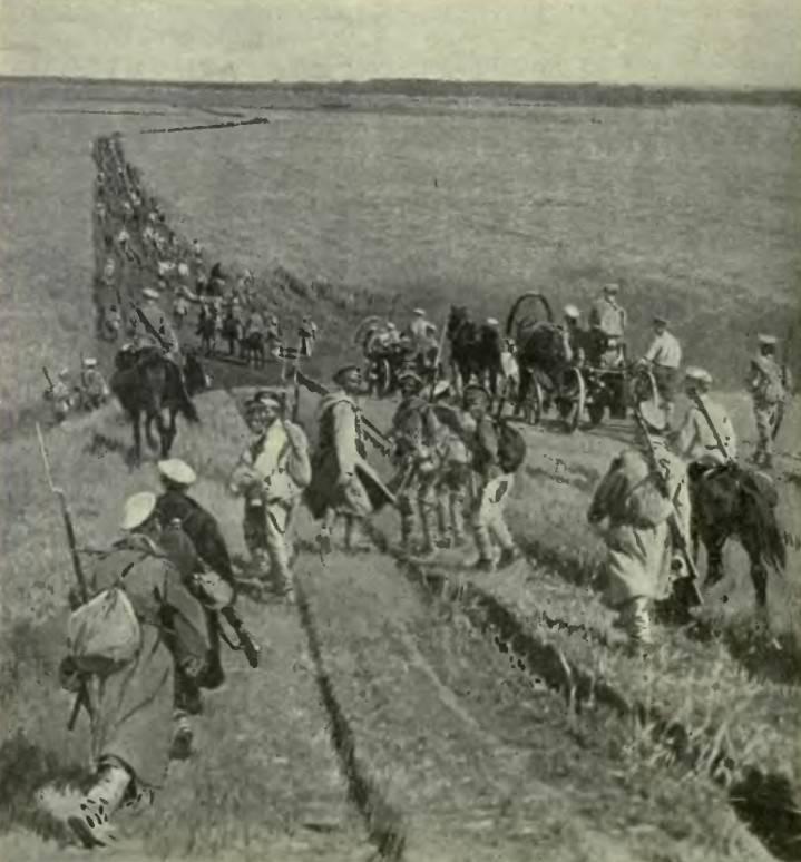Siberian exodus