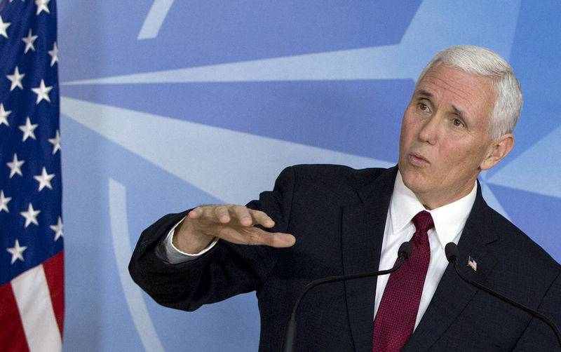 "Vice President of the US said about the uselessness of the Russian ""Unions"""