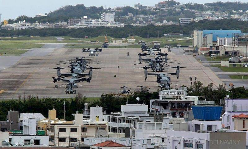 US demands Japan to increase spending on the maintenance of the US army