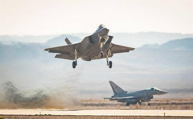 Israeli F-35I Adir trained to fight against S-400 air defense system