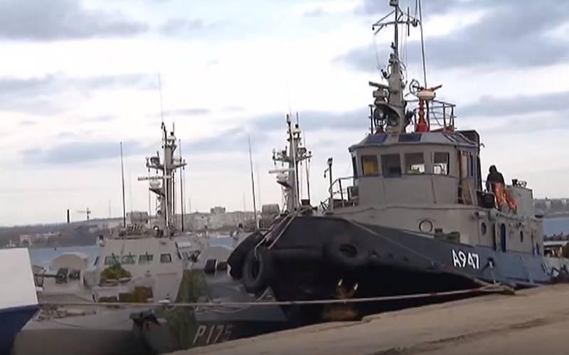 Das russische Außenministerium bestritt die Vereinbarung über die Rückgabe von Schiffen nach Kiew vor dem Gipfel