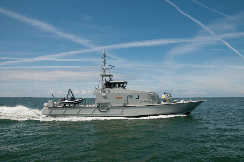 Ukraine buys twenty French patrol boats