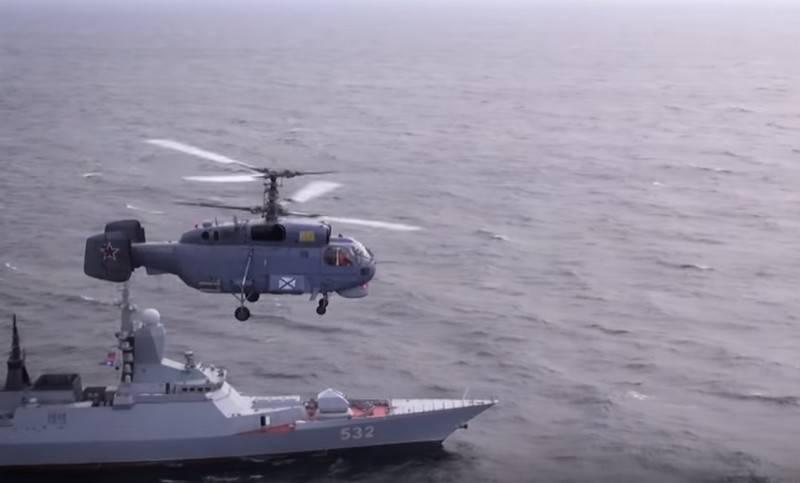 Syzran nimmt die Ausbildung von Hubschrauberpiloten für die russische Marine wieder auf