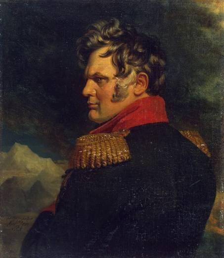 Come il generale Ermolov ha creato la stampa georgiana