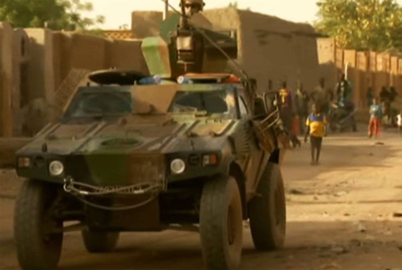 There are some details of a major battle in Mali