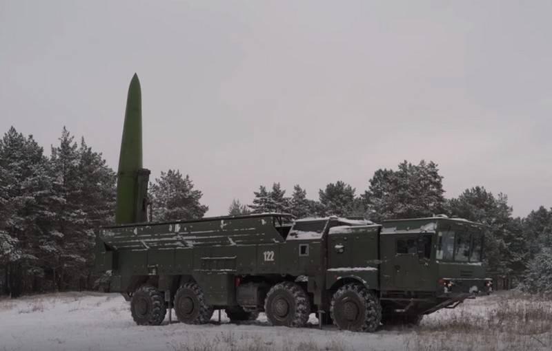 Verteidigungsministerium schließt Wiederaufrüstung der Raketenbrigaden bei OTRK Iskander-M ab