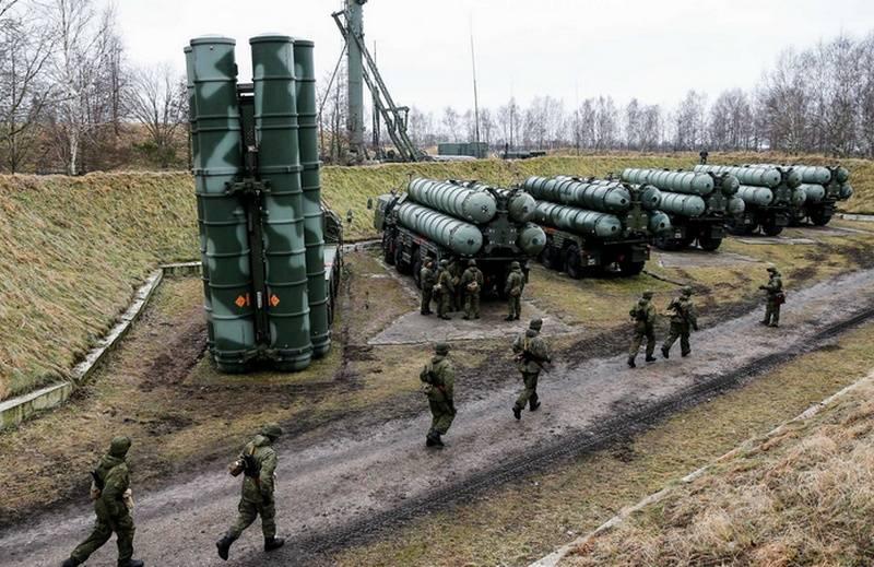 Russisches S-400-Luftverteidigungssystem in Polen kritisiert