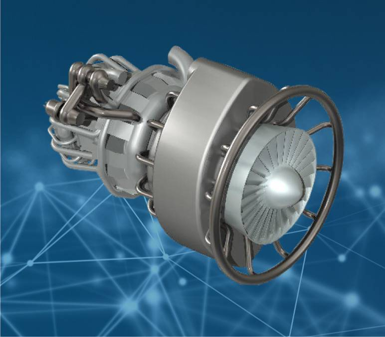 SABER hybrid engine. For the atmosphere and for space
