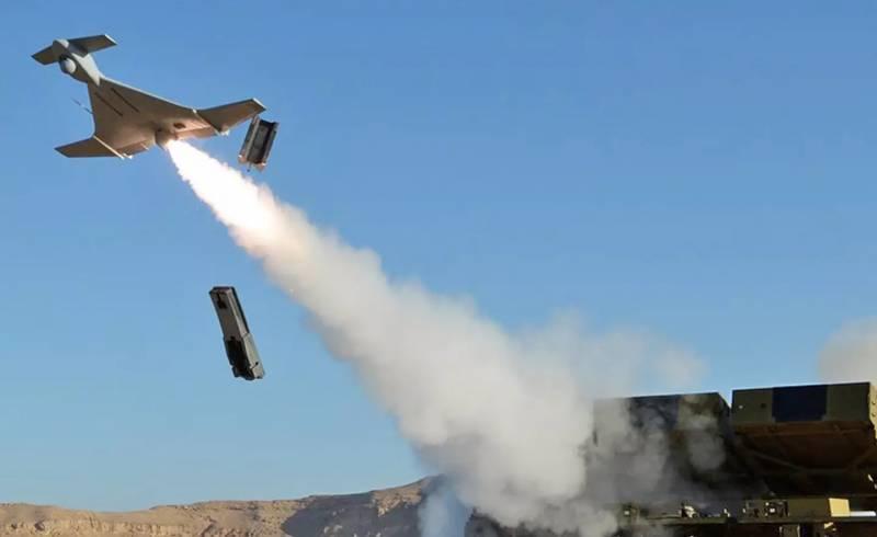 Барражирующие боеприпасы: поиск, захват, уничтожение