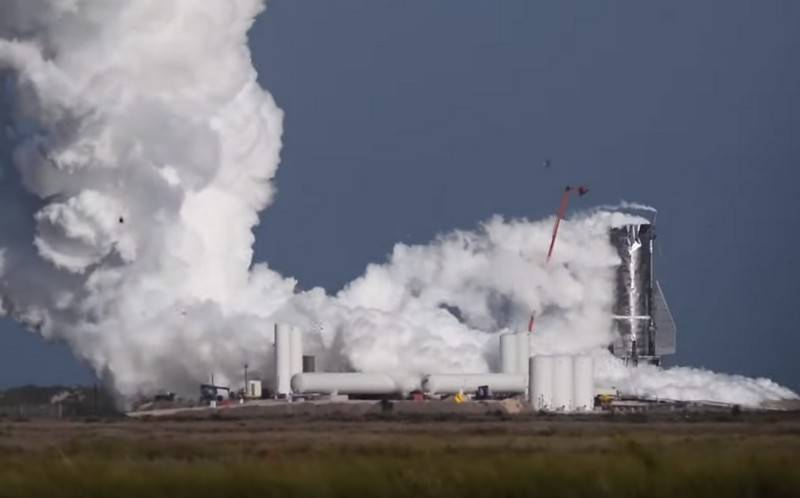SpaceX Starship Mk1-Prototyp explodiert bei Tests